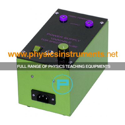Tube Geisslers Power Supply