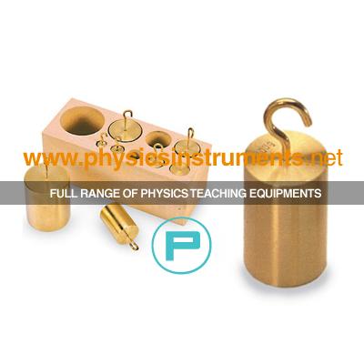 Masses Hooked Set Cylindrical