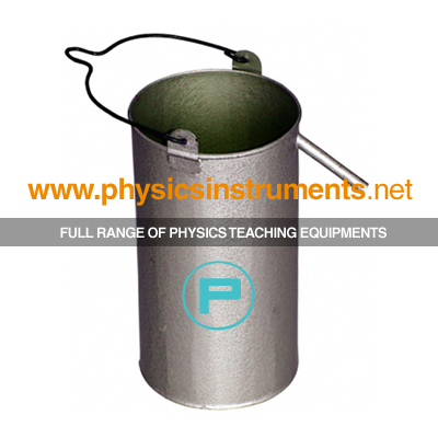 Displacement Vessel Tin Large