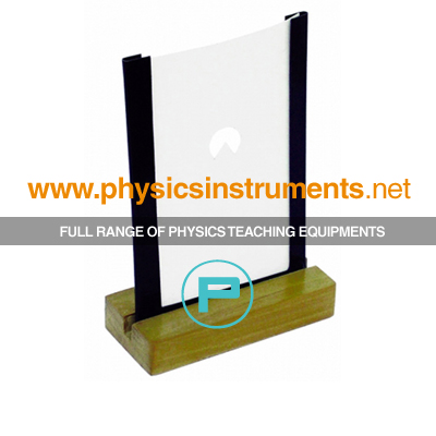 Optical Bench Accessories Combined Object and Receiving Screen