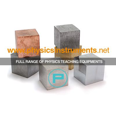Cubes Metal