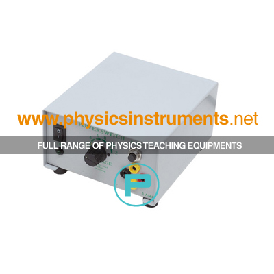 Ripple Tank Power Supply Unit