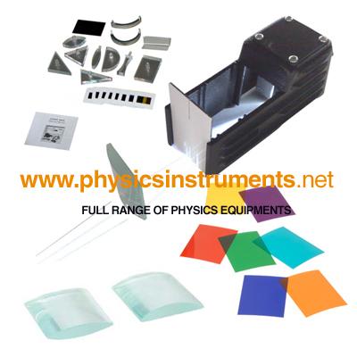 Light Box with Optics Kit