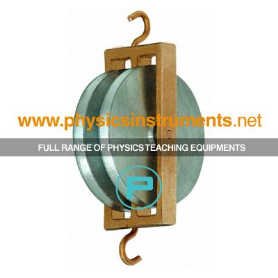 Pulley Double Parallel Metal