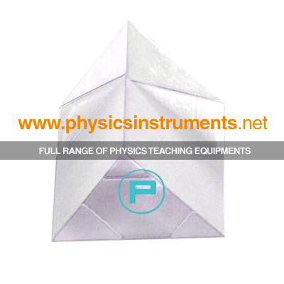 Prism, Perspex, Equilateral