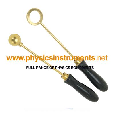 Ball and Ring Apparatus 2 Parts