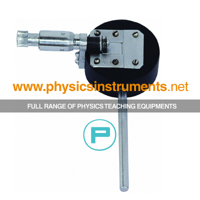 Optical Bench Accessories Micrometer Slit